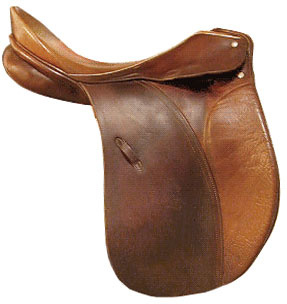 A confortable saddle